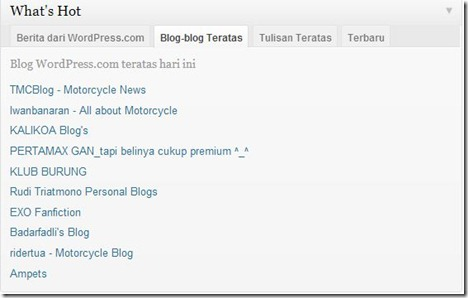 top blogs indonesia