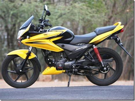 Honda CBF Stunner 01 (Small)
