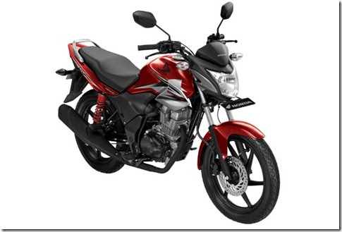 Verza 150 CW Sporty Red (Small)