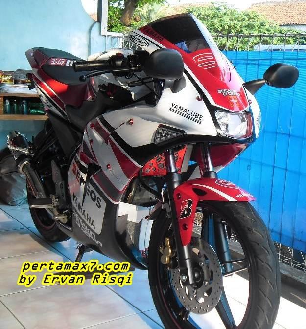 Yamaha New Vixion Fairing Model Ninja 150 Rr Pertamax7com