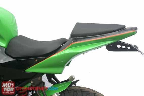 Modifikasi Honda Astrea Star Jadi Ninja 250r