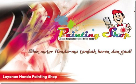 honda painting shop