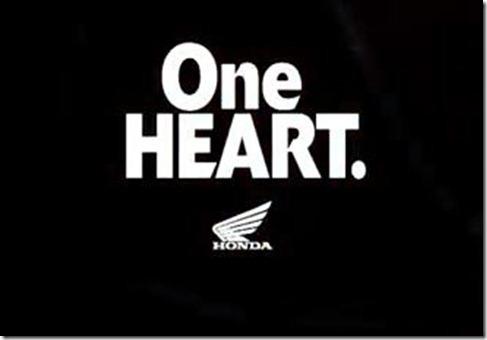 omr honda Cb150R one heart