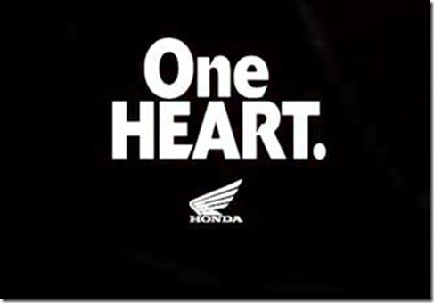 omr honda Cb150R one heart