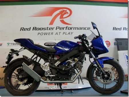 yamaha R15 TURBO (Small)