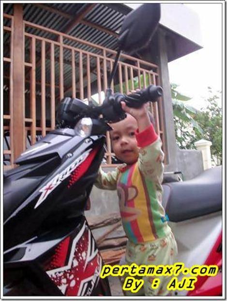 Alif X-ride (Small)