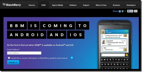 BBM to android (Small)