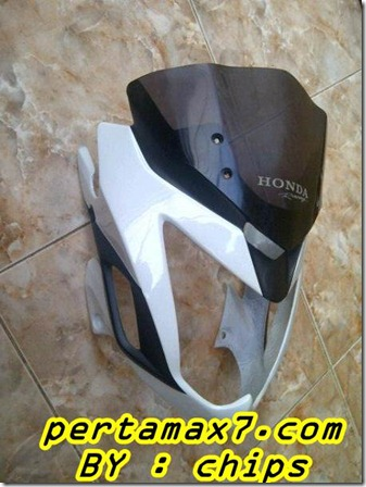 cover lamp honda cb150r 1
