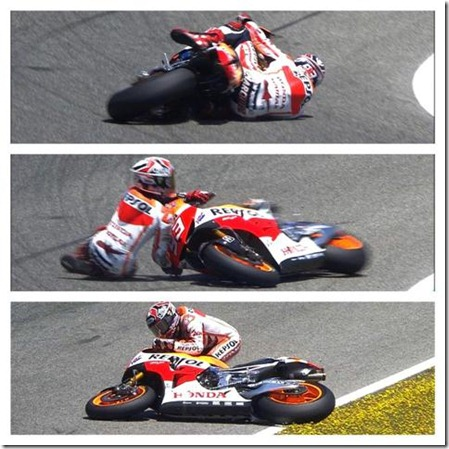 marquez crash on jerez motogp FP4 (Small)