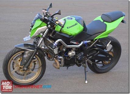 ninja 250r TURBO 1