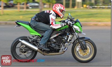 ninja 250r TURBO 4