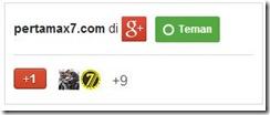pertamax7.com on google