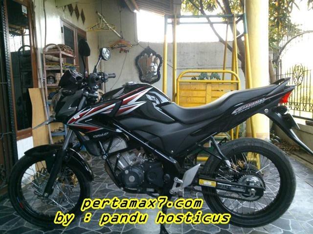 Honda Cb150r Velg Jari Jari Bukan Ban Cacing Alay