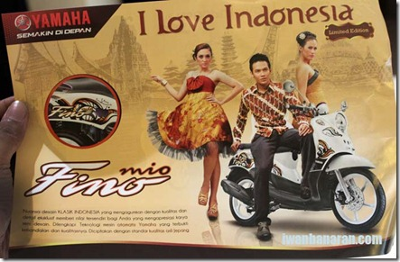 yamaha mio fino cinta indonesia 1