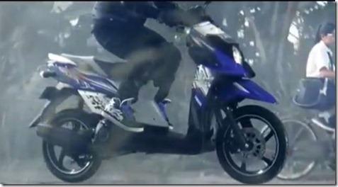 yamaha X-ride 1