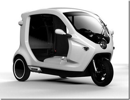 zbee electric car