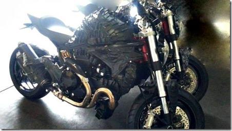 ducati monster 1198 2014