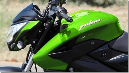 kawasai p200ns hijau