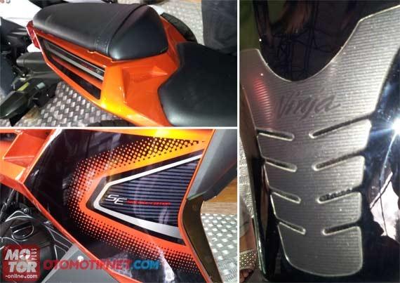 2014 Orange Special Edition Color Leaked Kawasaki Ninja 300 Forum