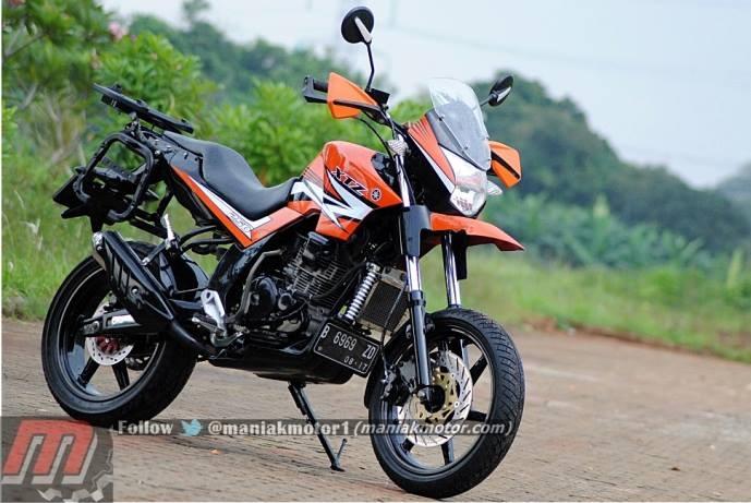 Yamaha Byson Supermoto