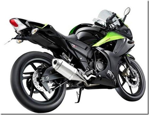 tvs apahce RTR 160 faired 1 (Small)