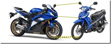 vega rr aura yamaha r6 blue (Small)