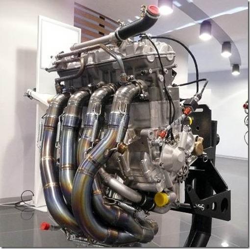 yamaha m1 engine