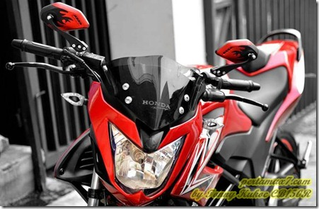 cover headlamp honda Cb150R