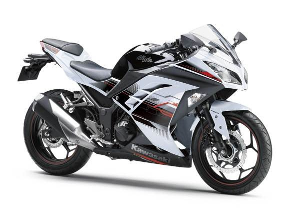 Hasil gambar untuk foto Kawasaki Ninja 250 Punya Warna Baru