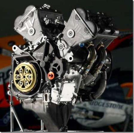 HONDA RC212V engine