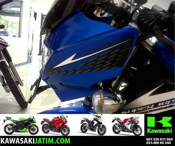 Warna Baru Kawasaki Ninja 150 R Biru Dongker Pertamax7com