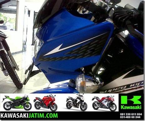 kawasaki ninja 150 R blue dongker 1 (Small)