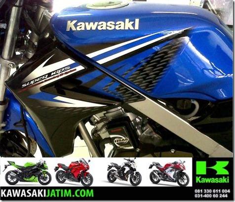 kawasaki ninja 150 R blue dongker 2 (Small)
