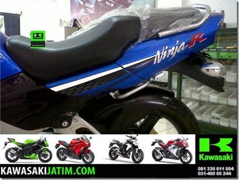 kawasaki ninja 150 R blue dongker 4 (Small)