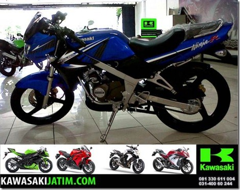 kawasaki ninja 150 R blue dongker q (Small)