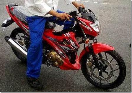 suzuki raider 150 2013 vietnam