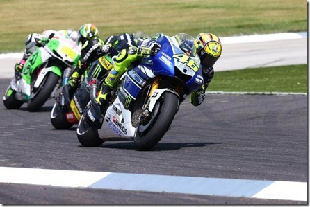 yamaha m1 valentino rossi indy (Small)