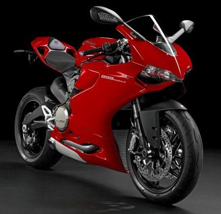 Ducati Superbike 899 Panigale diperkenalkan di Frankfurt