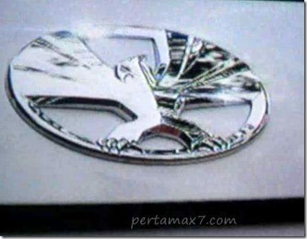 emblem toyota agya