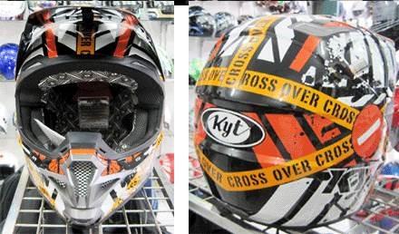 GOGGLE SNAIL MX 22 For Motocross Helmet