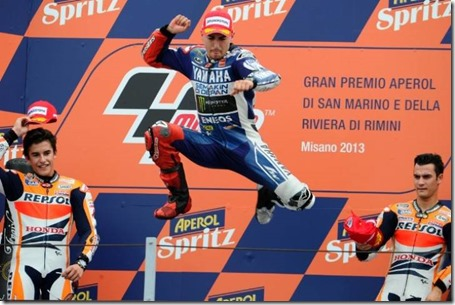 lorenzo won on misano (Small)