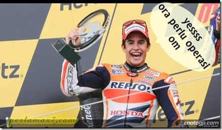 marqc marquez runner up on silverstone