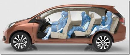 mobilio seat