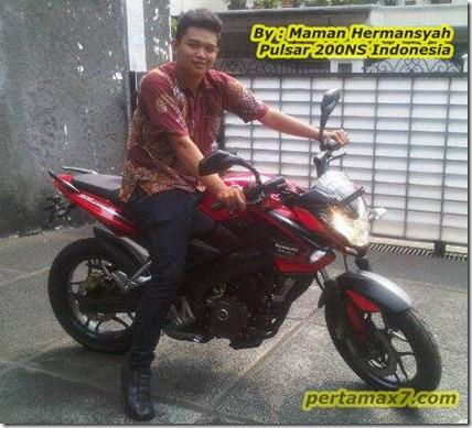 P200NS indonesia 1