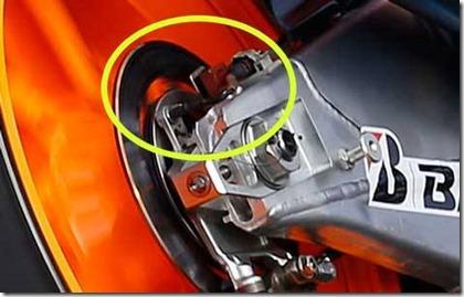 rear speed sensor honda rcv213v protektor