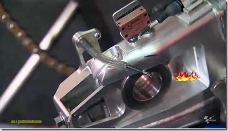 rear wheel speed sesor honda RCV213V
