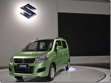 suzuki karimun wagon R green