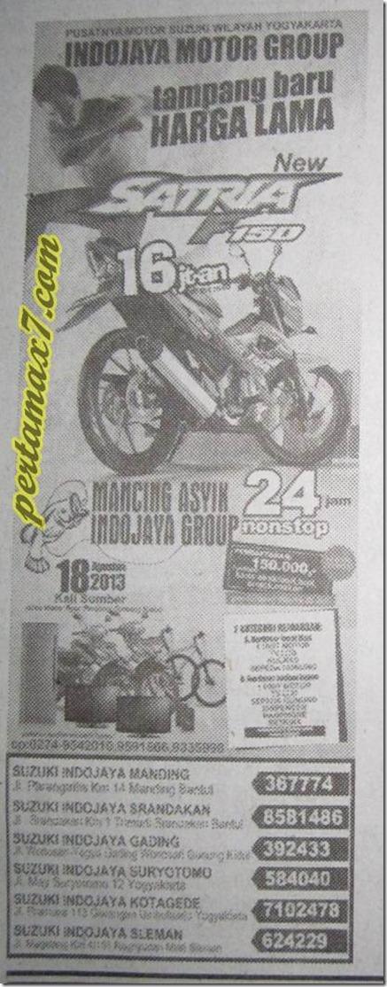 motor indonesia suzuki satria fu suzuki satria fu 2013 trackback