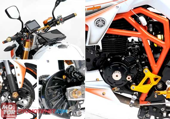 Top byson modifikasi radiator