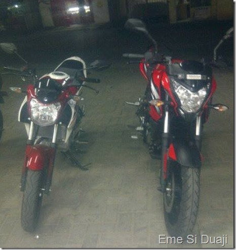 Yamaha new Vixion Lightning Vs P200NS